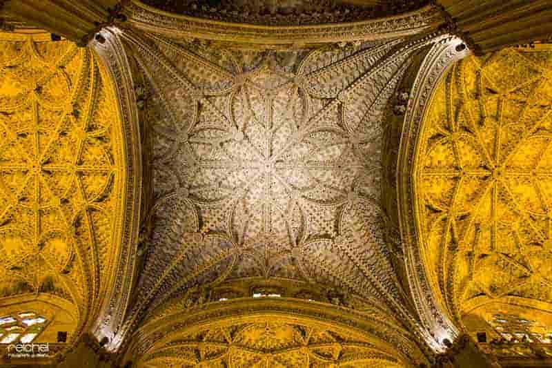 crucero de la catedral de sevilla