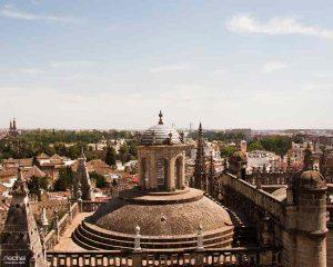 exterior de la catedral de sevilla