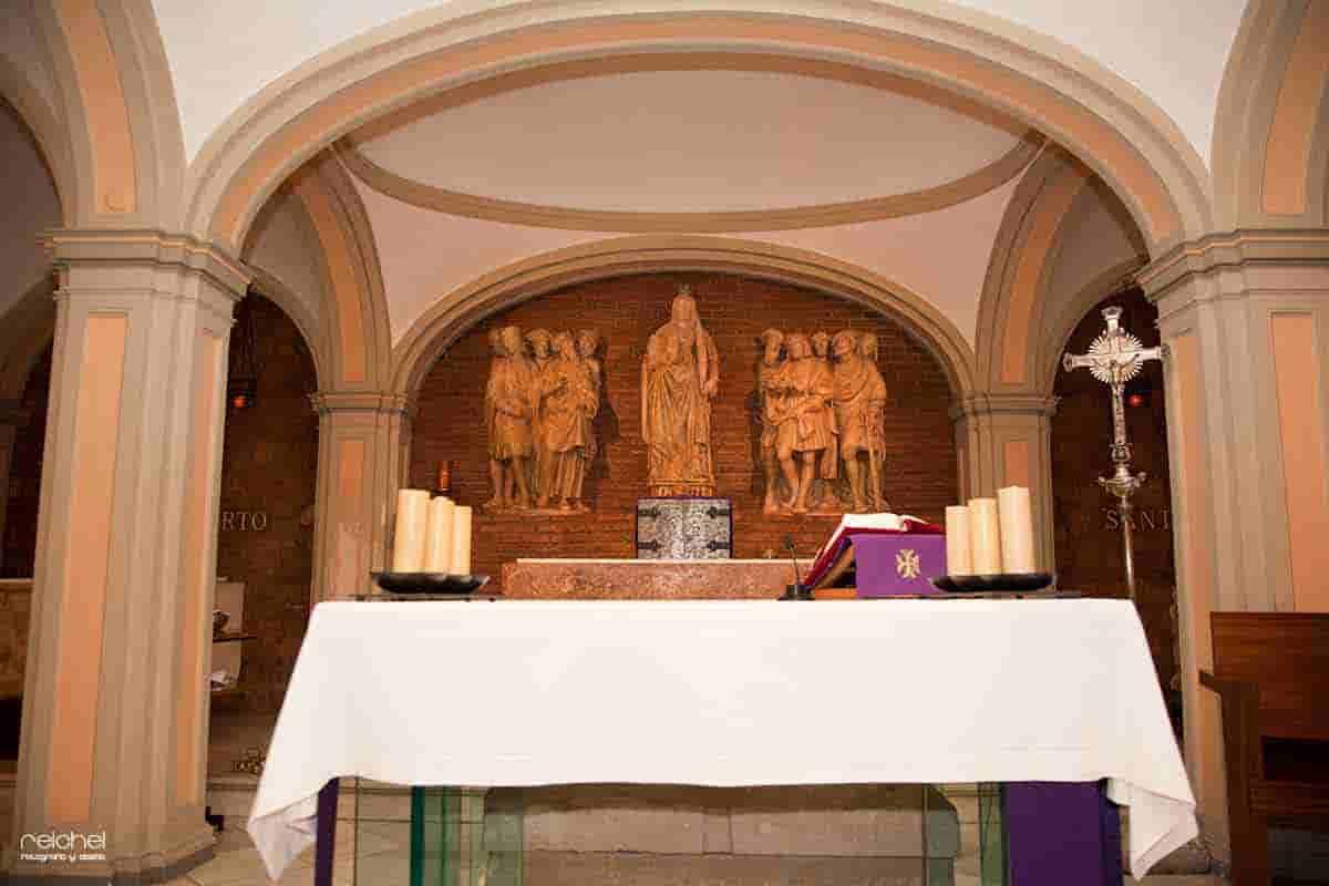 cripta de santa engracia