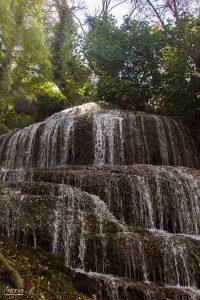 cascada de la trinidad monasterio de piedra
