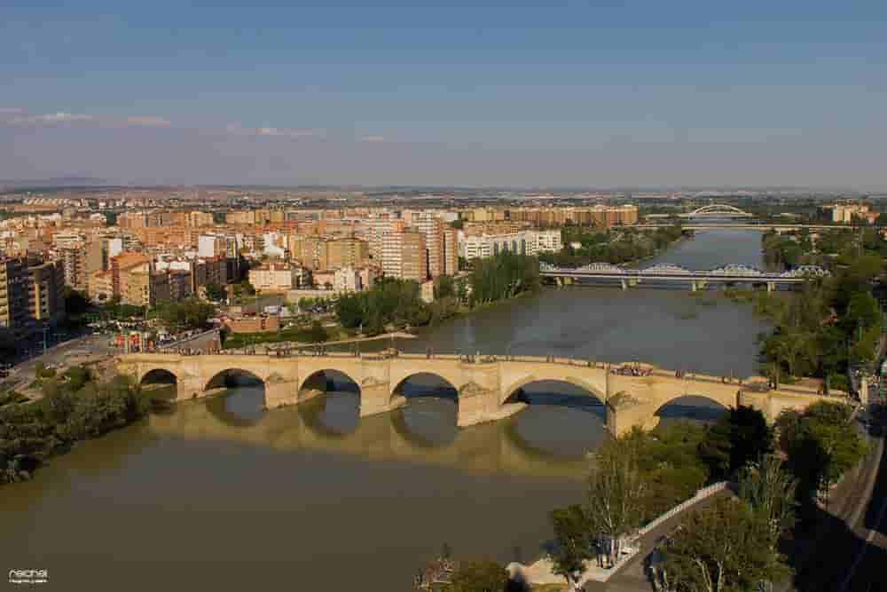 puentes de zaragoza