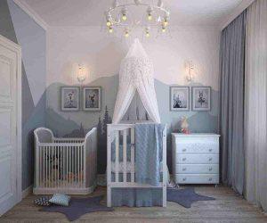 ideas para decorar el cuarto de un bebe
