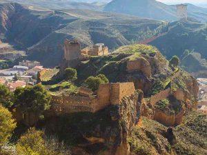 castillo de daroca