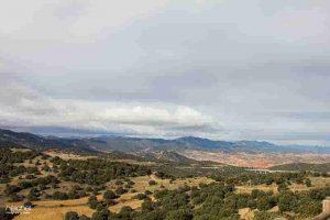 panoramica desde la ermita del-la virgen delaguila paniza